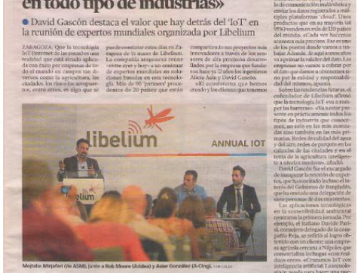 مصاحبه روزنامه اسپانیایی Heraldo با مدیرعامل شرکت آفرینش سامانه مهر